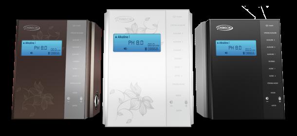 Chanson Alkaline Water Machines